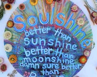 Soul Shine Painting