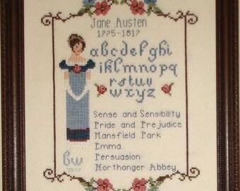 The Jane Austen Tribute Sampler /  Six Novels/  New Release