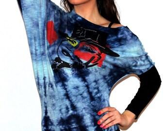 """model# m129 brand new women's top shirt longsleeved """"rahelo"""""""