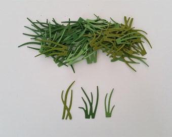 Grass Die Cuts