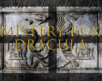 Mistery Box,of Vlad the Impaler known as Dracula