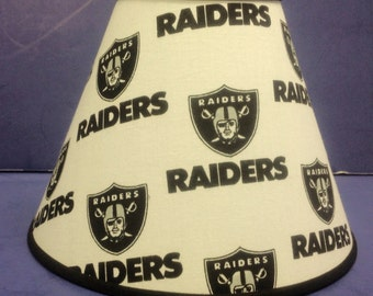 Raiders Lamp Shade