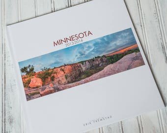 "12"" x 12"" Hardcover Minnesota Fine Art Coffee Table Book"