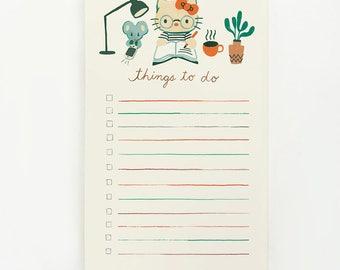 Hello Kitty List pad