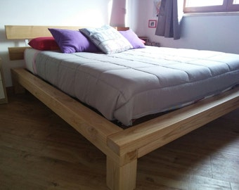 Handmade Solid wood Bed