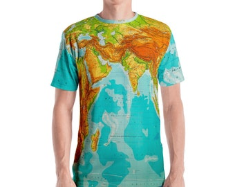 Around the World - Men's T-shirt