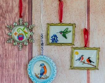 Tweet Tweet Tweet, Whoooo Wants an Ornament?