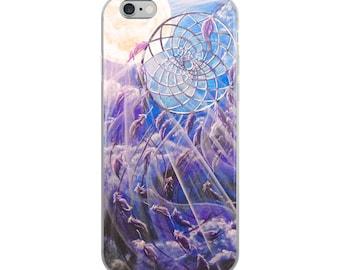 iPhone Case cellphone moon dreamcatcher night
