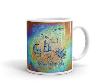Ursa Major Ursa Minor Mug