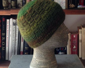 SALE %50 OFF Shades Of Green Beanie