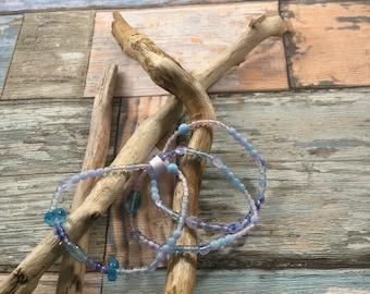 Oceania composition of 3 bangles bracelet