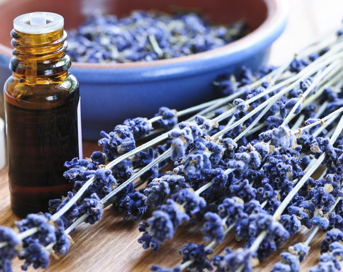 Scented Home Fragrance Lavender South African, Lavandula angustifolia, Cape Lavender, Pure Lavender Essential Oil, Stress Relief, Anti-Aging