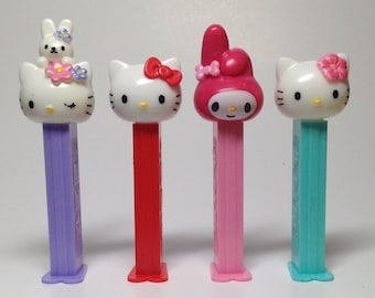 Hello Kitty Pez collection - LOT of4