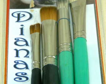 Diana's Favorite Landscape Specialty Painting Brush Set by Dynasty