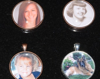 Picture Perfect Necklace,Pendant, Key Ring or Ornament