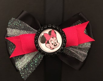 Minnie Mouse ( Red and Black)
