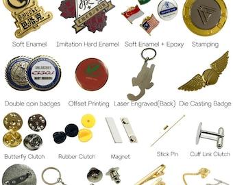 100 Hard Enamel Pin, Lapel Pin, metal logo custom, Enamel Pin Badge, Enamel Pin, cute enamel pin, magic enamel pin
