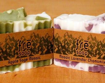 Homemade Soap - 2-Bar Special