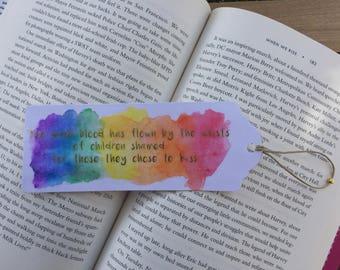 Pride Month Bookmark