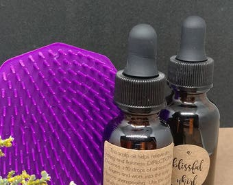 Blissful Scalp Relief Oil