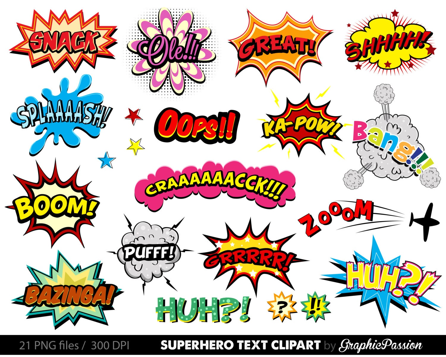 how to read comic book speech bubbles