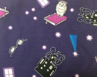 "MAGIC WORLD - Fabric By Jo'Ann's 41"" Wide Cotton 1 Yard"