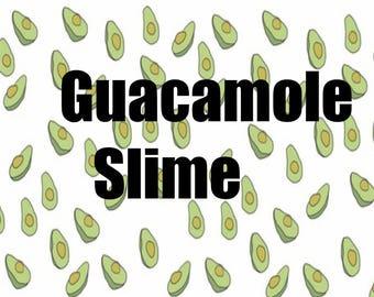 Guacamole Slime