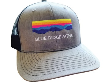 Blue Ridge Mountains Hat