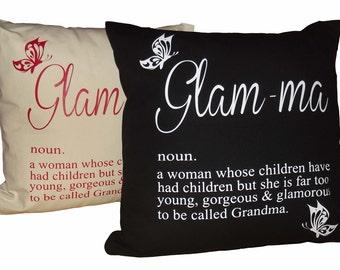Glam-ma Cushion