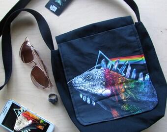 Side Bag - Spectrum Pop Art Purse