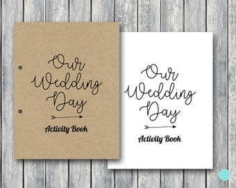 Wedding Activity Book and Coloring foro Kids, Wedding Kids Table Activities, Wedding Kid Coloring, Childrens Sheets Download, Kids Maze TG08