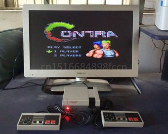 Back to the 80's with this Mini nes Game Console Video Game Console For Nes 8 Bit Games with 500 Different Built-in Games with 2 controllers