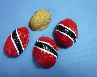 Trinidad and Tobago flag-Magnet
