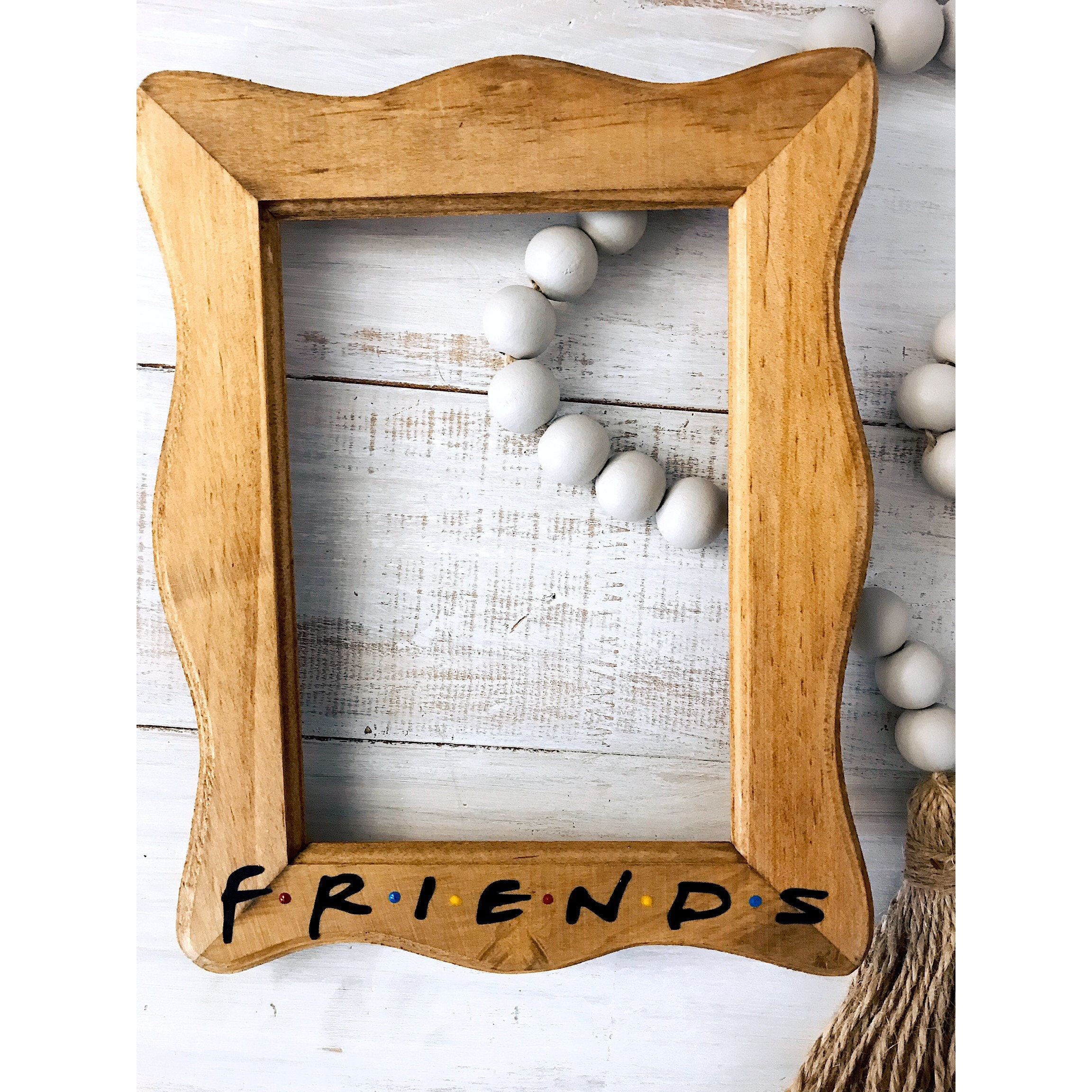 Tv Show- Friends Picture Frame.