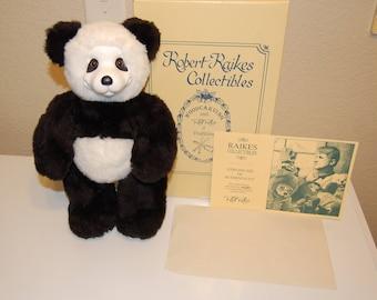 Robert Raikes Collectibles 'Ping Pong' Collectible Bear 363/1500