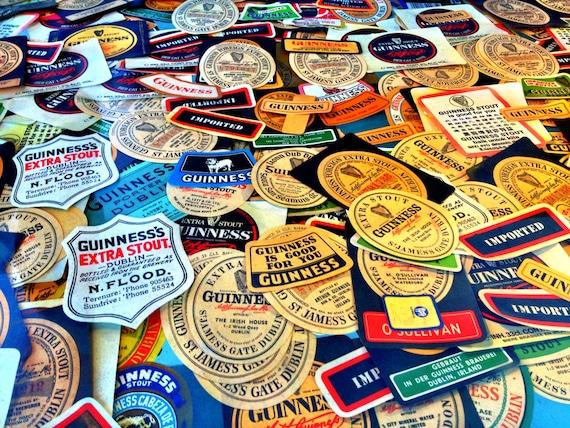 Europe Photography Guinness Beer Coasters Dublin Ireland