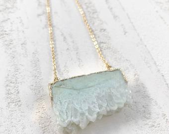 atlas necklace //