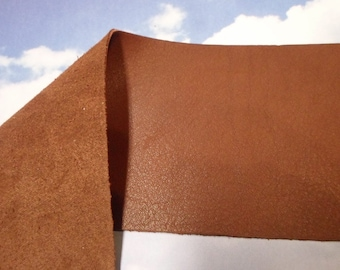 9x3mm Brown Leather Rectangle, Bracelet Finding, Jewelry supplies, stamping, craft supply, bag, purse, patch, cowhide,