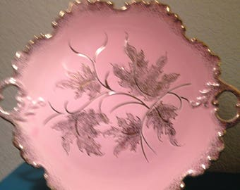 Calif. Orig 701 pink platter
