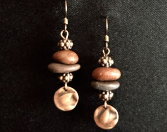 Lake Superior Stone Earrings
