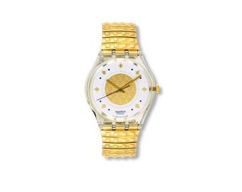 Swatch Golden Waltz GK142  - NEW OLD STOCK - with Original Box