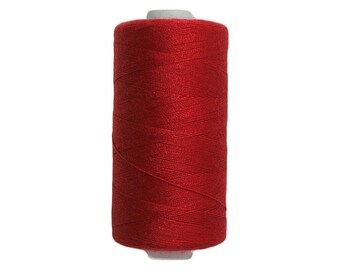 Spool of thread stitching 100% Polyester - 1000 m