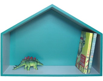 "Green House ""Vicki"" shelf"