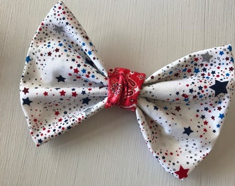 Stars bow