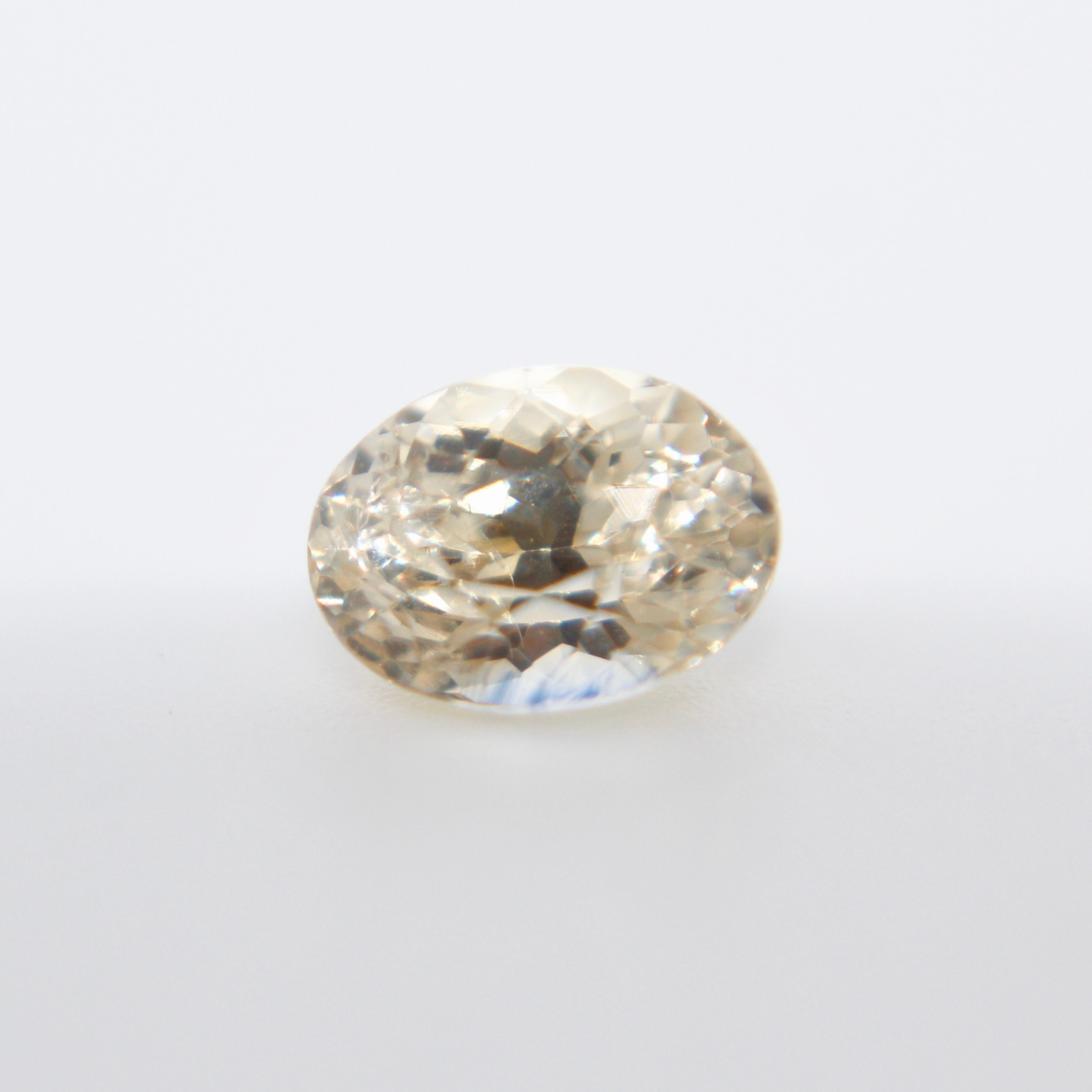 mm il fullxfull untreated cut unheated natural listing gemstone pear champagne sapphire yellow loose