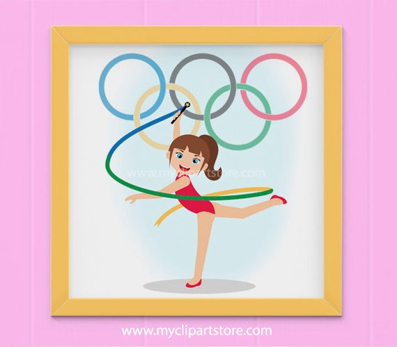 clipart summer olympics clipart rio 2016 olympic games rh etsy com olympic clip art images olympics clip art free