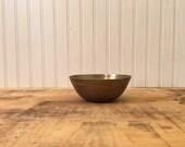 Small Brass bowl brass tr...