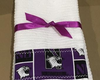 Northwestern University Hand Towels