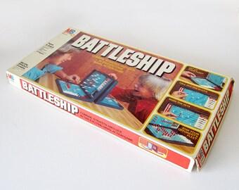 Milton Bradley 1978 Battleship Game No 4730
