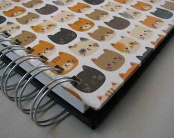 Journal de Quilter - mémoire livre - cahier couette - couette Journal - Notes de couette - couette cadeau de histoire - Journal de Quilting - cachette - Floral